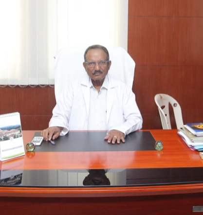 Dr. Chandramohan P